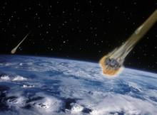 chute-meteorite