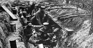 1914-tranchee